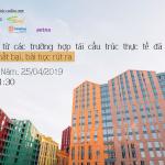 Kinh nghiệm từ các trường hợp tái cấu trúc| [VNHR] 25/04/2019